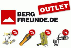 Bergfreunde Outlet gestartet!
