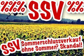 SSV 2011: Wo war der Sommer?