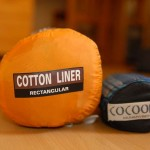 Hüttenschlafsack: Seide oder Baumwolle?