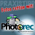 photorec: effektiv Bilder wiederherstellen am Mac