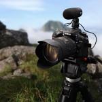 Die Nikon D7100 draußen unterwegs